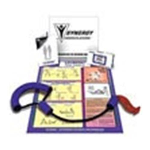 Synergy Systems Synergy Knee Rehab Dvd Kits Model 844 0028