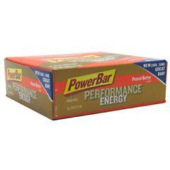 Performance PowerBar Performance Energy Bar - Peanut Butter