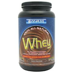 MRM Whey - Dutch Chocolate