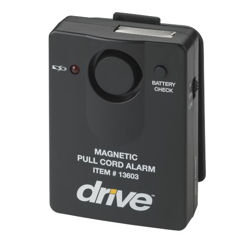 Drive Magnetic and Pin Pull-Cord Alarms