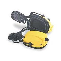 Grainger Bilsom Impact 708 Electronic Helmet Mount Earmuff NRR 21dB