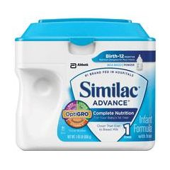 Abbott Nutrition Similac Nutritional Products