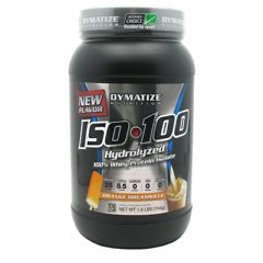 Dymatize Iso-100 - Orange Dreamsicle