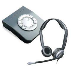 Sennheiser CC520 Over the Head Binaural Telephone Headset with UI760 Interface/Amplifier