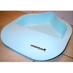 Comfortpan Bed Pan - 1200 lb. Capacity