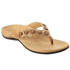 Vasyli Vionic Rest Floriana - Toe Post Sandal