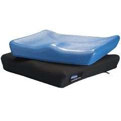 "Invacare Supply Group Comfort-Mate Extra Wheelchair Cushion 20""W x 16""D"