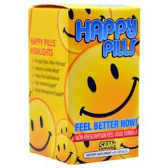 Brain Pharma Happy Pills