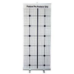 Ventura Design Retractable Posture Analysis Grid