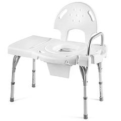 Invacare Next Generation Transfer Bench with Commode