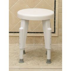 Ableware Round Shower Stool
