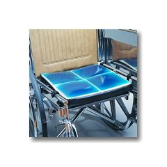 AliMed J-Hook Drop Seat - with Gel Cushion