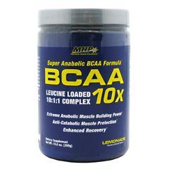 MHP BCAA 10X - lemonade