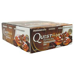 Quest Nutrition Quest Natural Protein Bar - Cinnamon Roll