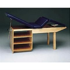 Bailey Manufacturing Adjustable Back Rest Table
