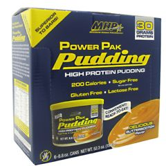 MHP Power Pak Pudding - Butterscotch