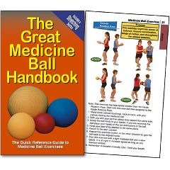 Fitball Great Medicine Ball Handbook