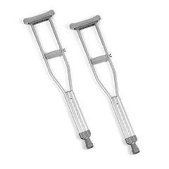 Invacare Quick-Change Crutches - Junior