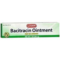 Cardinal Health Leader Bacitracin Ointment