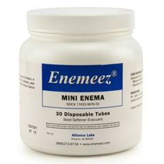 Enemeez Mini Enema Ducosate Sodium 283 mg