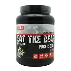 Eat The Bear Grizzly Pure Isolate - Vanilla