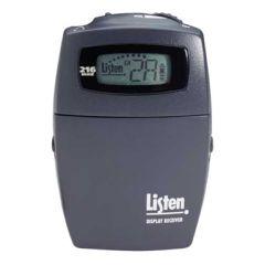 Listen Technologies LR-400 Personal Receiver 216MHz