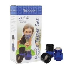 Spa Essentials SpaRoom Bottle Tester Kit (24)