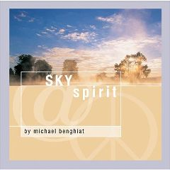 "At Peace Media At Peace Music ""Sky Spirit"" Cd By Benghiat"