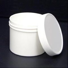 ScripHessco Plastic Jar With Lid 4 Oz