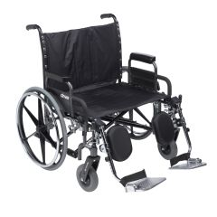 Drive Deluxe Sentra Heavy Duty Extra Extra Wide Wheelchair