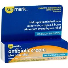 sunmark Antibiotic Cream