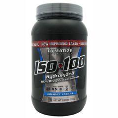 Dymatize Iso-100 - Gourmet Vanilla