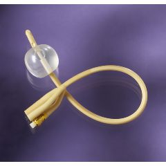 Sili-Elast Latex Sili-Elast Foley Catheter 30ML 30cc