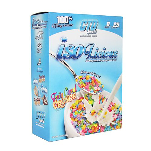 CTD Sports Isolicious - Fruity Cereal Crunch Model 171 584176 01
