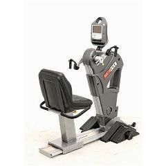 Scifit Systems, Inc SCIFIT PRO Upper Body with Adjustable Cranks and Fixed Bariatric Seat