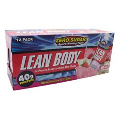 Labrada Nutrition Lean Body RTD - Strawberries and Cream
