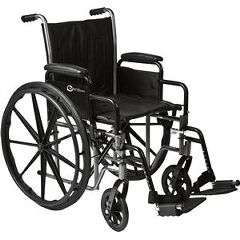 Roscoe Medical Wheelchair K2 DDA