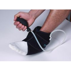 ThermoActive Ankle Support - Hot and Cold Therapy Compression
