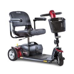 Go-Go Sport 3 Wheel Mobility Scooter Lithium Batteries | FDA Class II Medical Device*