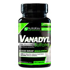 Nutrakey Vanadyl Sulfate