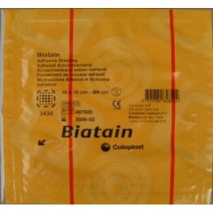 Biatain Foam Dressing Non-Adhesive 4x4