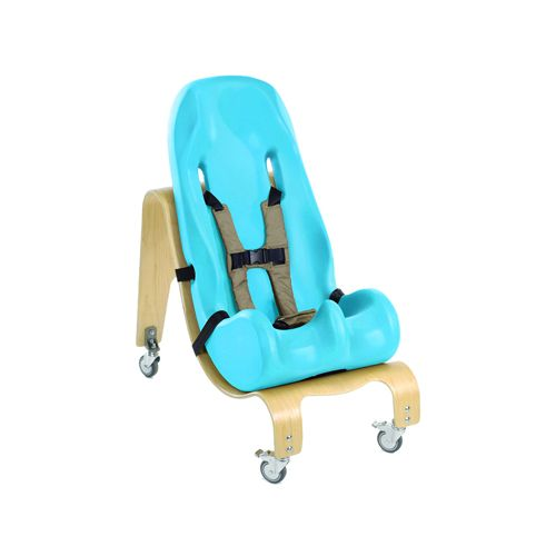 Special Tomato Soft-Touch Sitter Seat - Seat And Mobile Base - Size 5 Model 105 570927 01