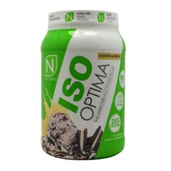 Nutrakey Iso Optima - Cookies & Cream