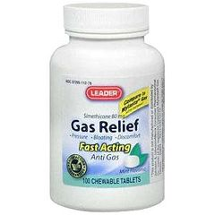 Cardinal Health Leader Extra Strength Gas Relief Softgels 30 Count