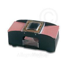 Ableware Battery Powered Card Shuffler