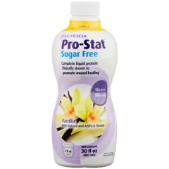 Medical Nutrition Pro-Stat Protein Supplement Sugar Free Vanilla