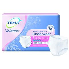 TENA Women Heavy Protection Underwear - Super Plus Absorbency