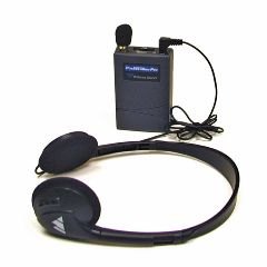 Williams Sound Llc Williams Sound Pocketalker Pro Personal Sound Amplifier with Deluxe Folding Headphone H21