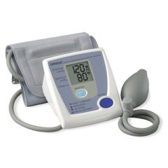Manual Blood Pressure Monitor - 1-Tube Adult Arm