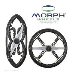 Ableware Morph Wheels Folding Wheelchair Wheels